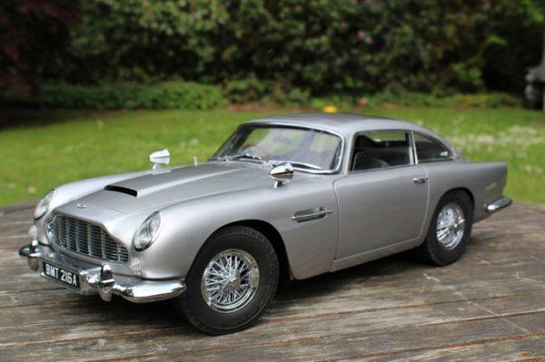 Aston Martin DB5, james bond, bond 25