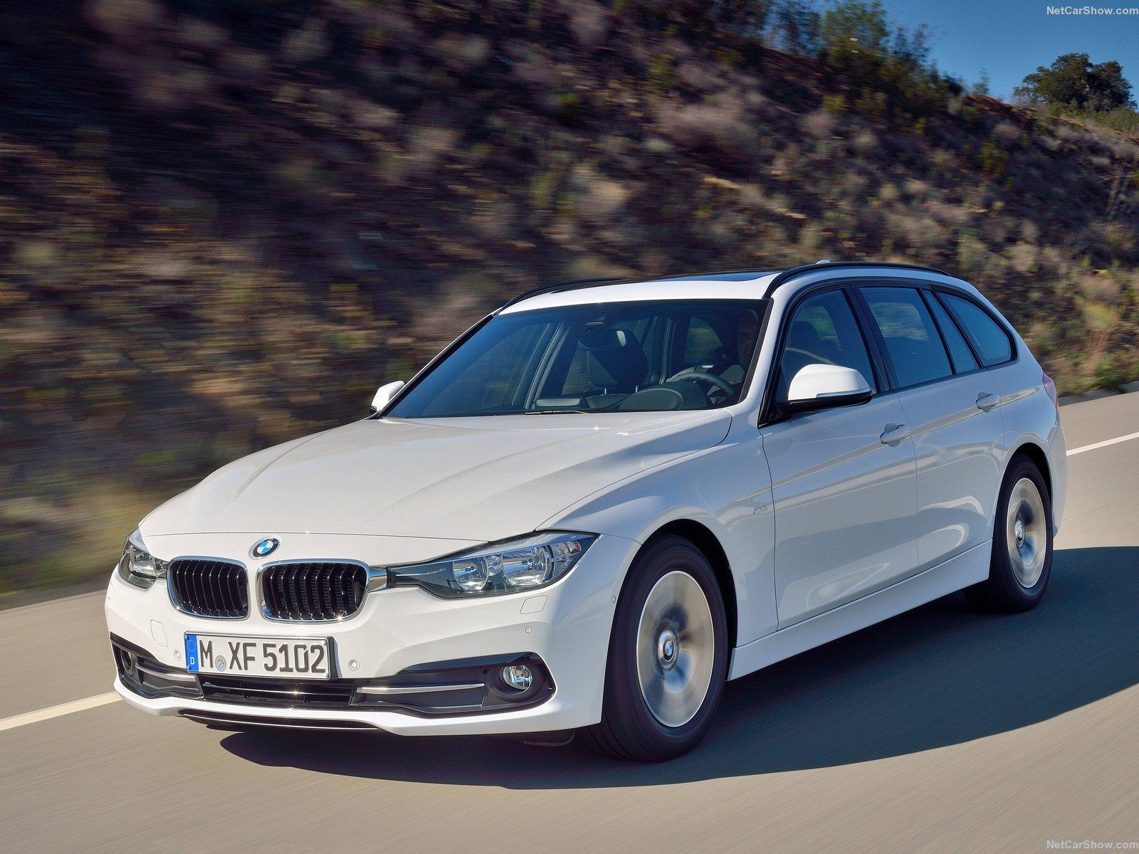 Tweedehands BMW 3-Serie Touring