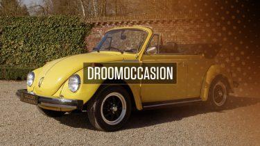 Tweedehands Volkswagen Beetle, occasion, oldtimer