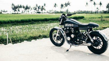 Deus Ex Machina Nighthawk custom bike