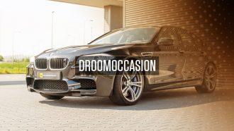 Tweedehands BMW M5 uit 2012, occasion