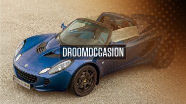 Tweedehands Lotus Elise 2, sportwagen occasion