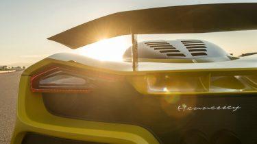 Hennessey Venom F5, snelste auto's ter wereld, 1