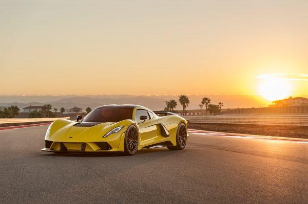 Hennessey Venom F5, snelste auto's ter wereld