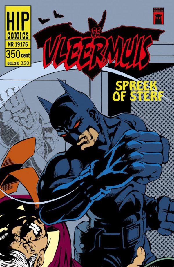 marvel, nederlandse superhelden, avengers-wrekers-hip-comics-nederlandse-superhelden-vier-verdedigers-batman