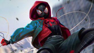 Spider-Man Netflix Update