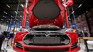 Tesla fabriek Nederland