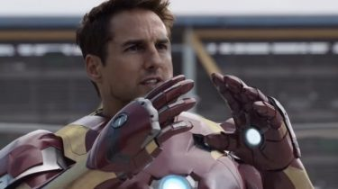 Tom Cruise Iron Man deepfake