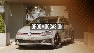 Tweedehands Volkswagen Golf GTI TCR, occasion