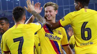 anp, frenkie de jong, uitshirt, fc barcelona, mooiste voetbalshirts, seizoen 2019-2020