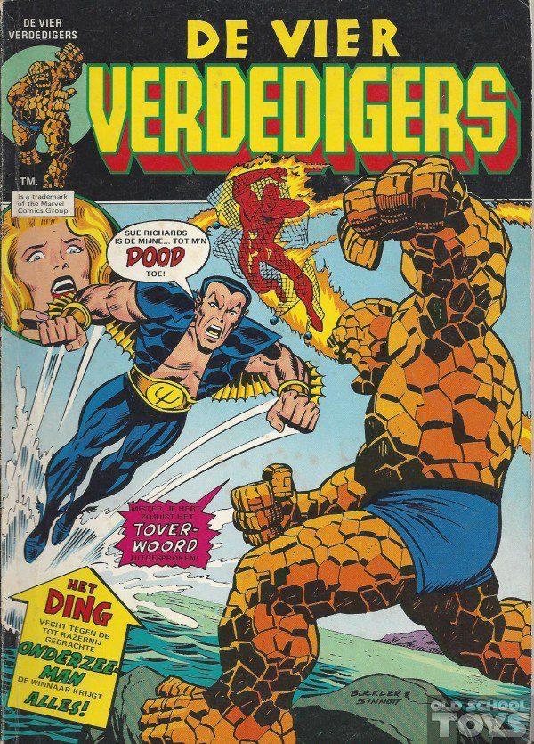 avengers-wrekers-hip-comics-nederlandse-superhelden-vier-verdedigers-fantastic-four