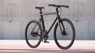 elektrische fiets, cowboy, e-bike