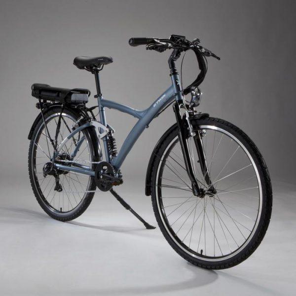 elektrische fiets, decathlon, b'twin, betaalbaar, stijlvol