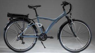 Deze elektrische fiets van Decatlon is betaalbaar én stijlvol