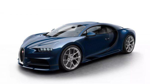 bugatti chiron, snelste auto's ter wereld