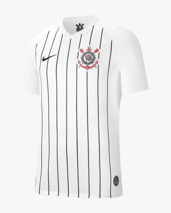 S.C. Corinthians, mooiste voetbalshirts, seizoen 2019 2020, thuisshirt