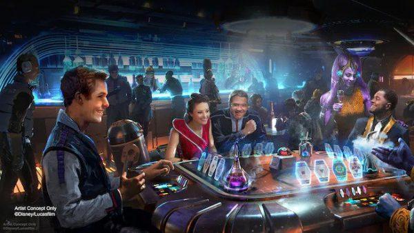 star wars, hotel, galactic starcruiser