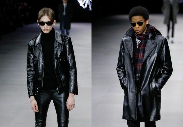 leer, modetrends, najaar, herfst, winter, 2019