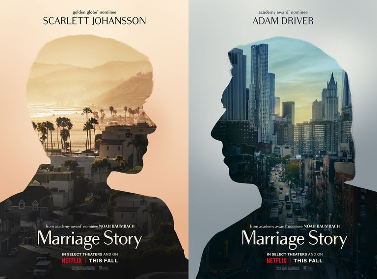 Bron: Netflix Marriage Story