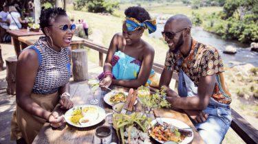 zuid-afrika, culinair genieten, zuid-afrikaanse keuken, wijn, eten, hoogtepunten
