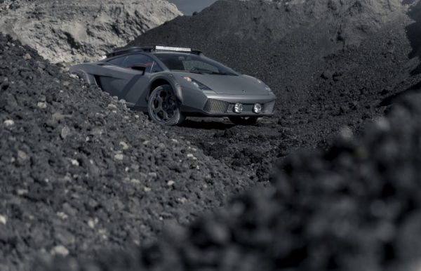 Off-road Lamborghini Gallardo