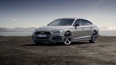 Audi A5 nieuwe modellen