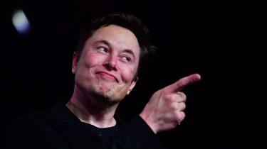 BROWN / AFP Elon Musk