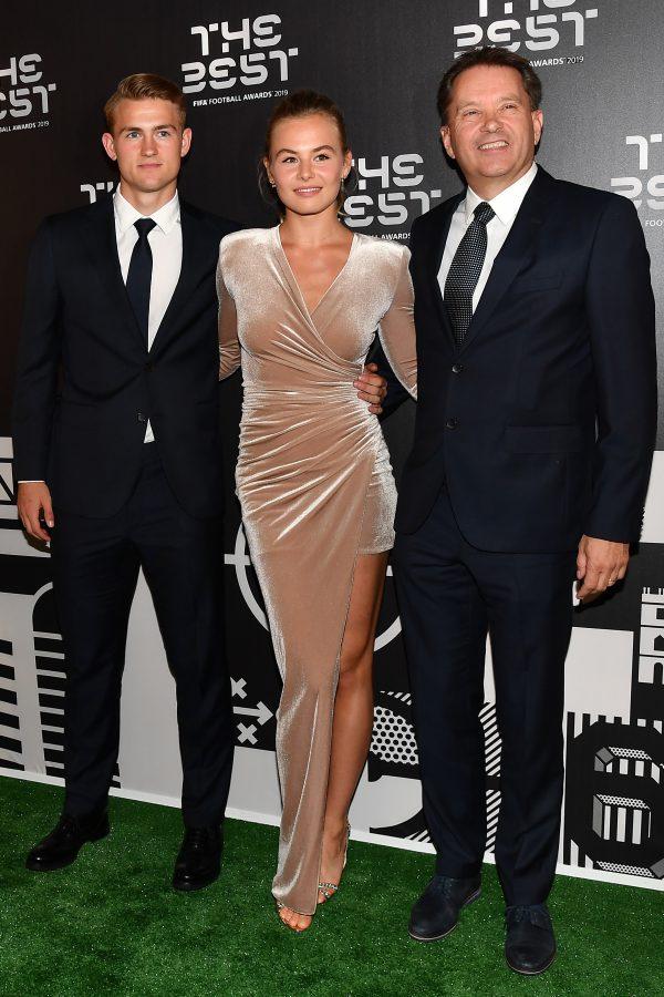 2019, best geklede mannen, vrouwen, FIFA Voetballer van het Jaar, Annekee Molenaar, matthijs de ligt, fifa