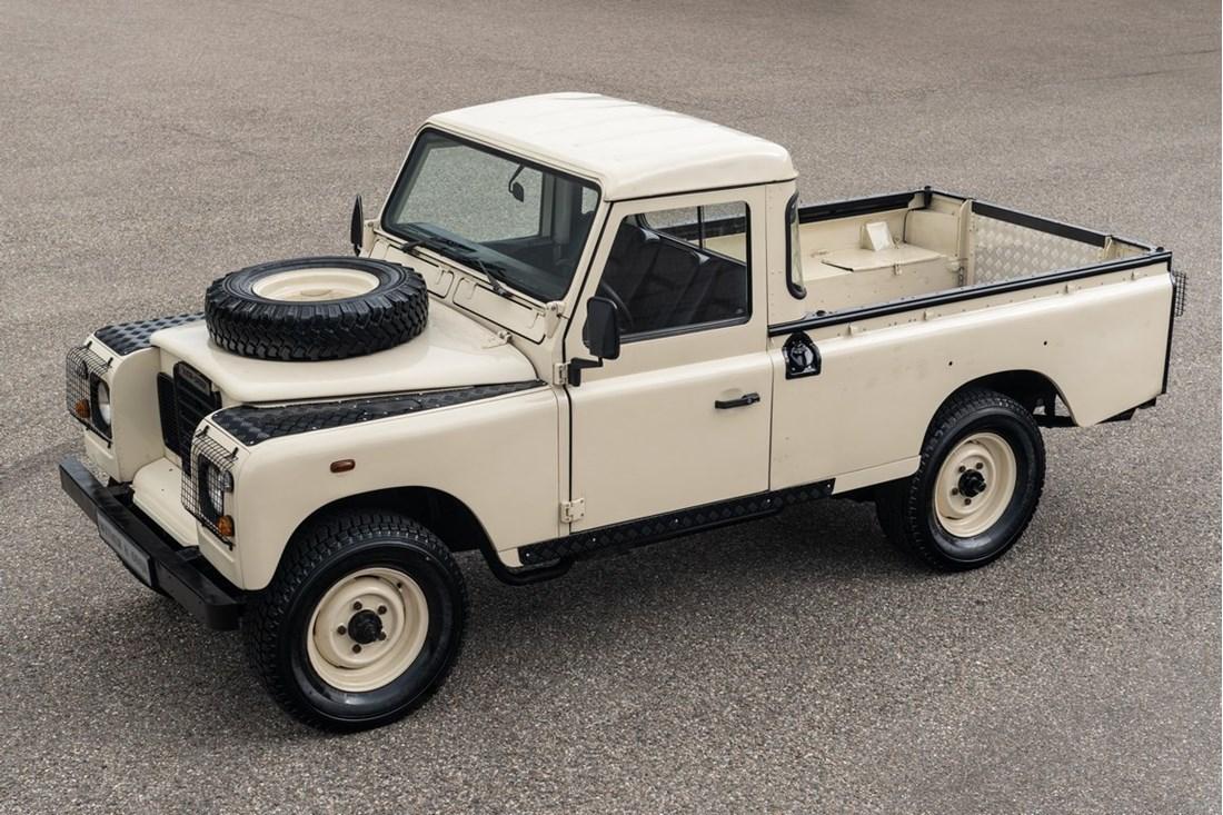 Tweedehands Land Rover Series III Pick Up occasion