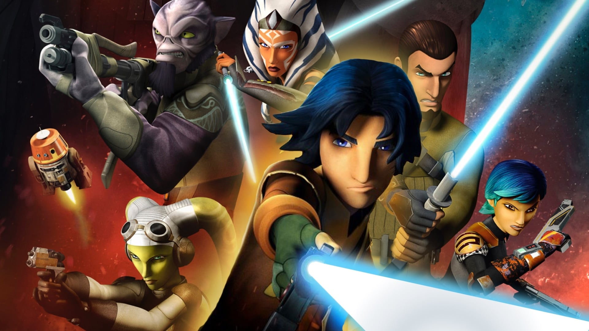 Disney Star Wars Rebels