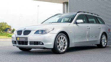 Tweedehands BMW 5 Serie Touring occasion