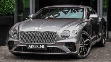 Tweedehands Bentley Continental GT occasion