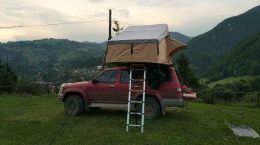 Camper occasions 4x4 campers