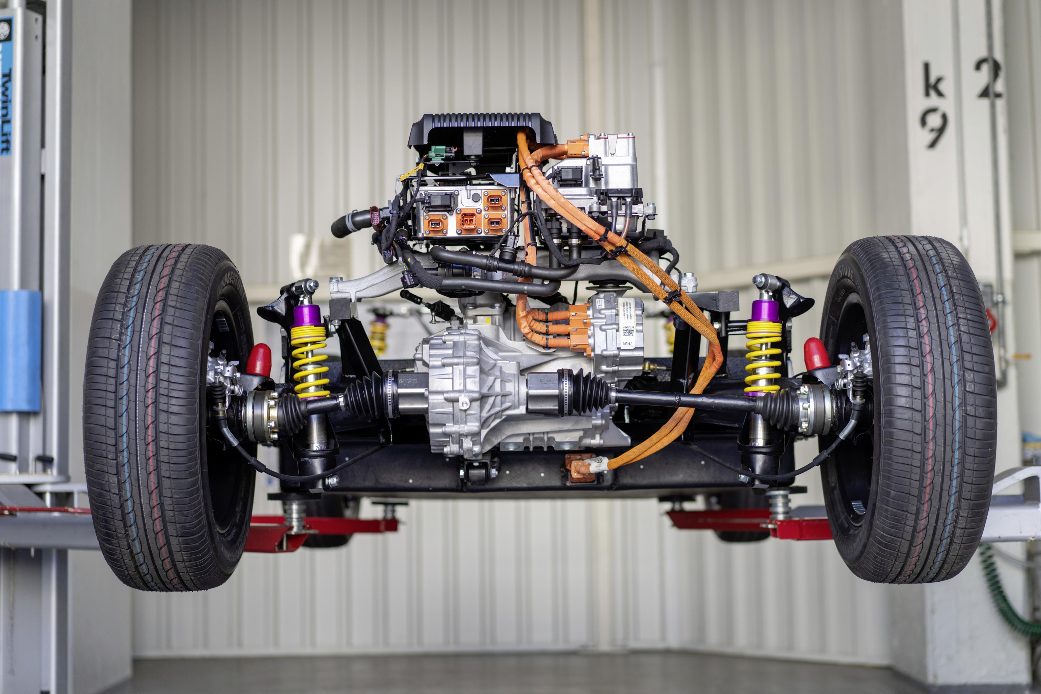 Elektrische Volkswagen Kever