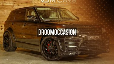 Tweedehands Range Rover Sport Lumma CLR RS occasion
