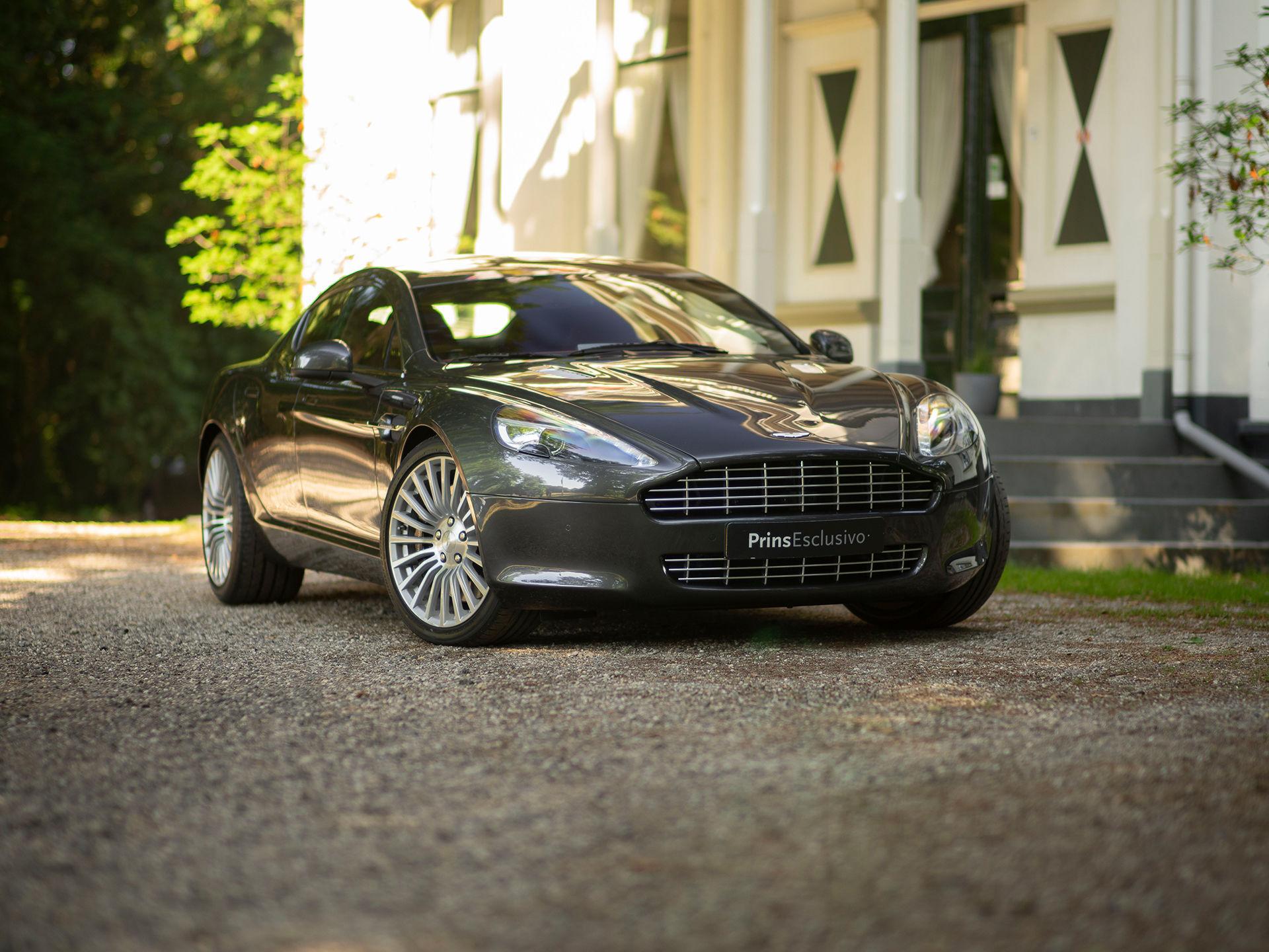Tweedehands Aston Marin Rapide occasion