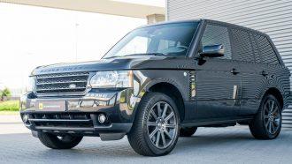 tweedehands Range Rover Vogue, occasion