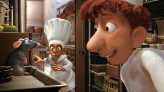 Ratatouille, beste pixar films, disney plus, disney, gratis