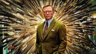 James Bond Knives Out