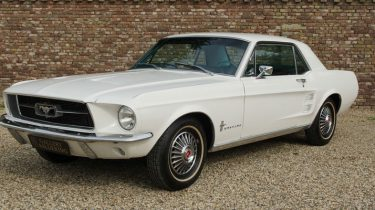 Tweedehands Ford Mustang Coupé occasion