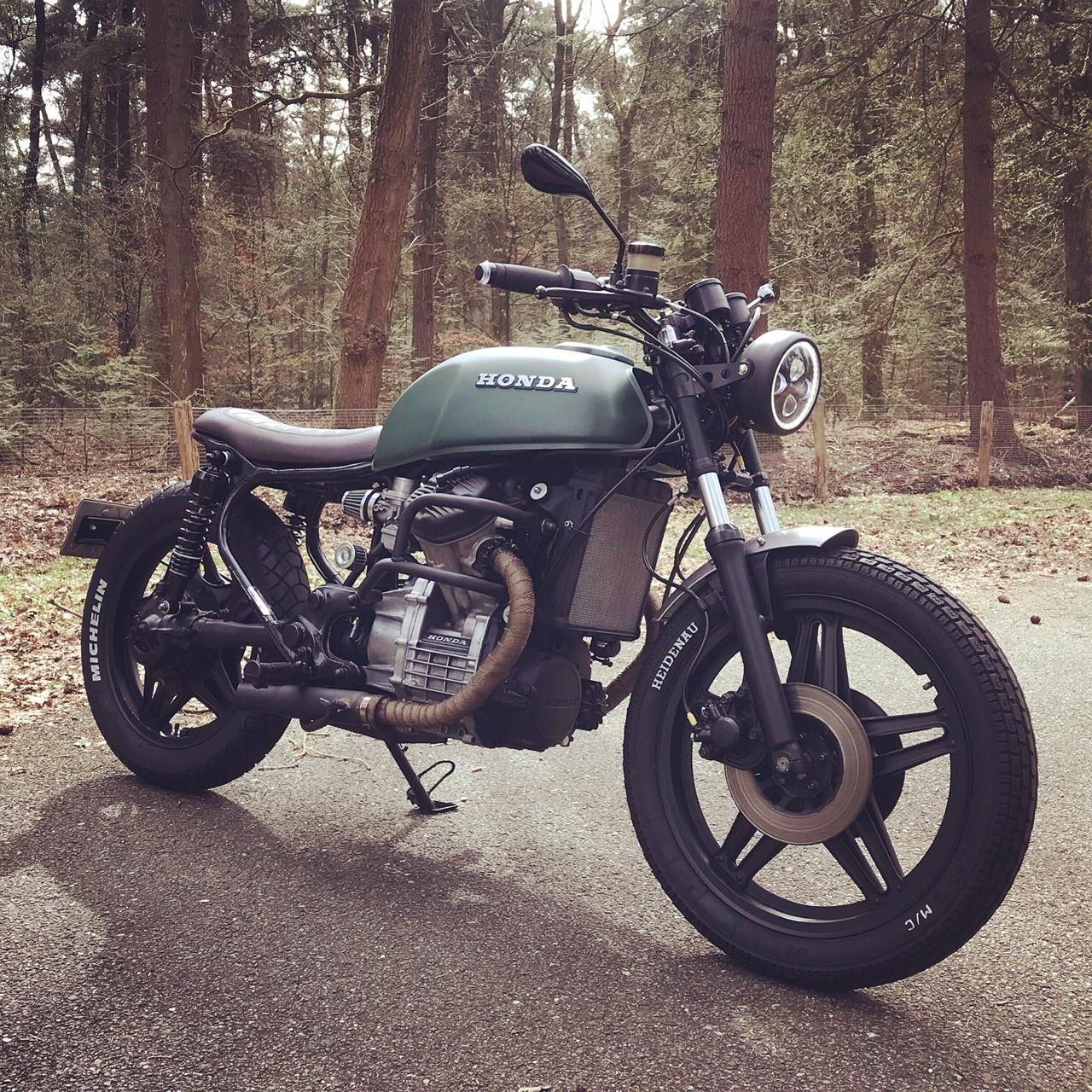 Tweedehands betaalbare custom bikes