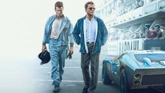 Ford v Ferrari TRailer film