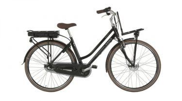 kruidvat, elektrische fiets, de ruyter e-bike