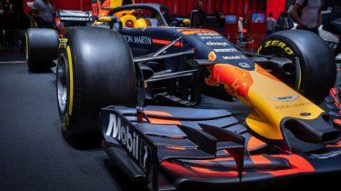 F1 Countdown circuit Zandvoort Heineken Dutch GP
