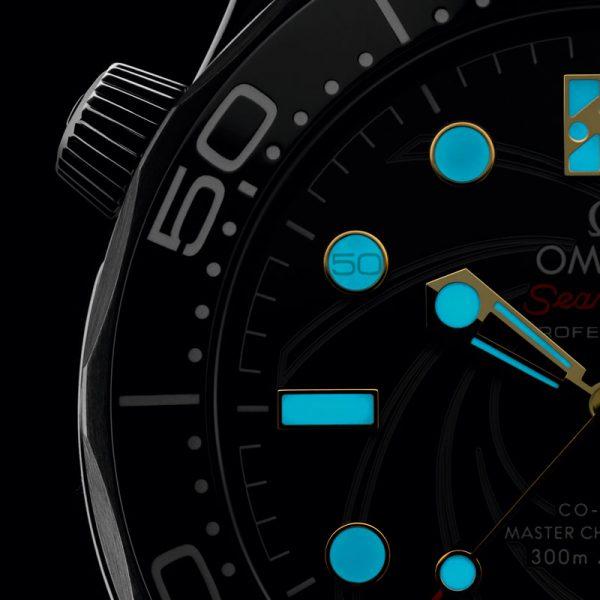 Omega Seamaster Diver 300M, james bond, 7
