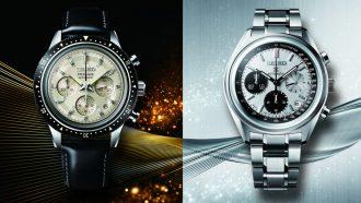 seiko, presage, prospex, klassiekers, horloge