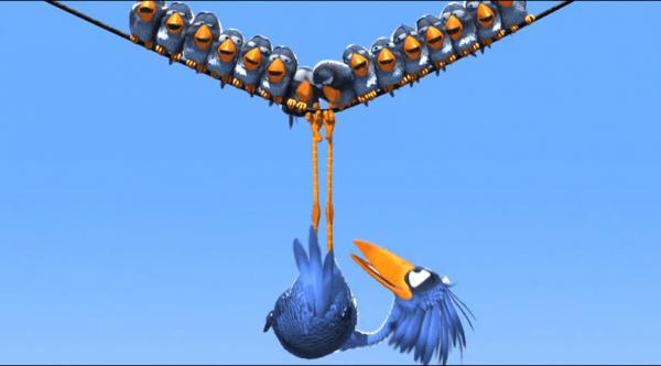 vreemde vogels, top 3 films en series, pixar short, hbo, zigo, disney, netflix