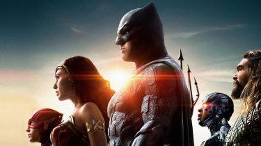 Justice League Netflix films