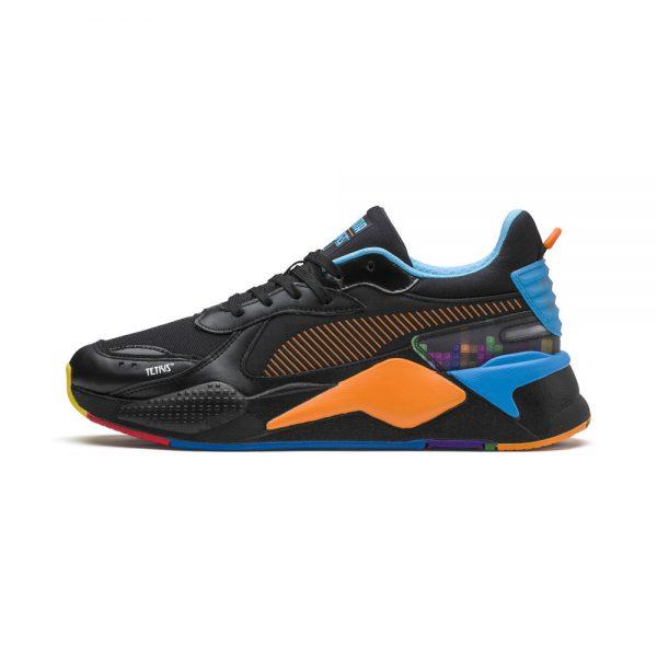PUMA x TETRIS RS-X Trainers, sneakers