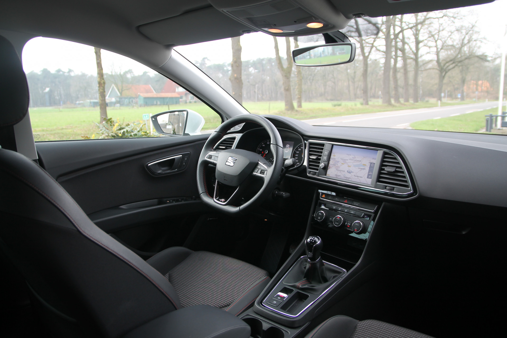 Tweedehands Seat Leon 1.4 TSI FR occasion